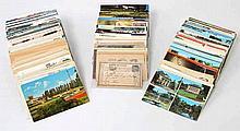 Briefmarken - Super Briefe und Postkartenlos in 3 kleinen