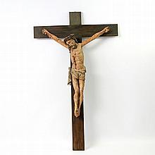 Kruzifix, wohl süddeutsch, 16.Jh. und später,