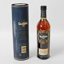 1 Flasche GLENFIDDICH, Speyside Whisky, 30 Jahre alt,