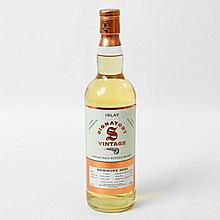 1 Flasche BOWMORE Islay Signatory Vintage, 2000,