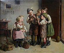 ADLER, EDMUND (1876-1957 od. '65): Der neue Spielgefährte.