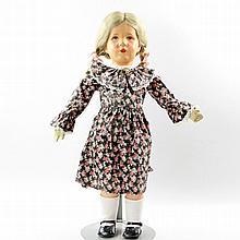 KÄTHE KRUSE-Mädchen, wohl Puppe VIII,