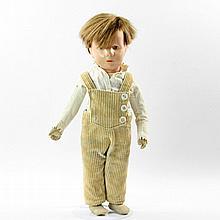Wohl KÄTHE KRUSE-Puppe(?), 20.Jh.,