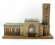Seltener MÄRKLIN Stuttgarter Bahnhof 2039/1, Spur 1,