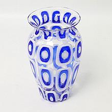 MURANO Formentello-Vase, 20. Jh.