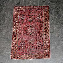 Orientteppich. SAROUGH alt/IRAN, um 1900, 208x134