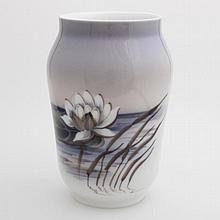 ROYAL COPENHAGEN, Vase, Marke nach 1923.