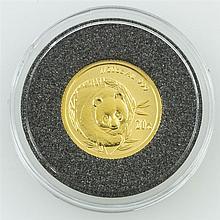 China - 20 Yuan 2003, Panda, PP,