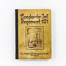 Deutsches Reich und Drittes Reich - Militärbuch