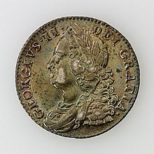 Grossbritannien - Shilling 1747, Georg II.,