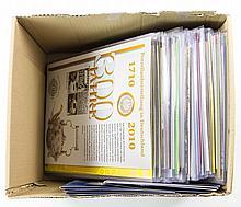Sammlungsaufgabe - u.a. über 700 DEM Gedenkprägungen,