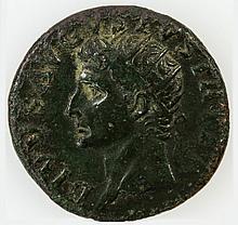 Antike, 1. röm. Kaiser - Divus Augustus (14 n. Chr.),
