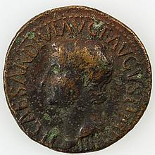 Antike, röm. Kaiser - Tiberius (14-37),