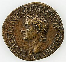 Antike, röm. Kaiser - Caluigula (37-41),