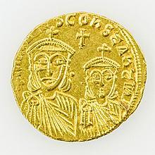 Byzanz - Theophilos (829-842), Solidus, Constantinopolis,