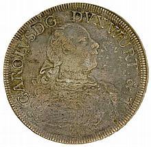 Württemberg - Konventionstaler 1760, Karl Eugen, 1744-1793,