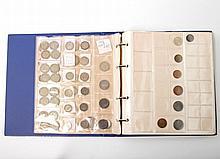 Kleine Fundgrube in Album - Kurs- und Silbermünzen: