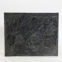 KERG, THEO (1909-1993): Informelle Komposition, 1963,