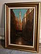 19th c Venetian painting