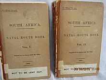 General Staff, War Office SOUTH AFRICA  -  NATAL R