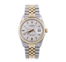 Rolex Two-Tone DateJust Men's Watch