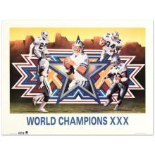 World Champion XXX (Cowboys) by Smith, Daniel M.