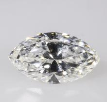 GIA Certified 0.90 ctw Marquise Cut Loose Diamond