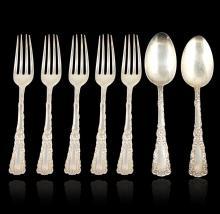 Venus Sterling Silver Forks & Spoons