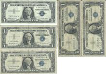 1957 $1 Bill Lot of 10