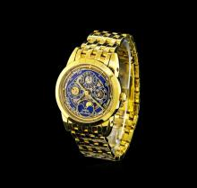 Omega 18KT Gold Louis Brandt Special Edition Watch