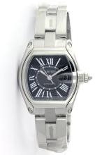 Cartier Stainless Steel Roadster Men's Watch