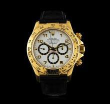 Rolex 18K Yellow Gold Daytona Men's Watch