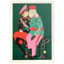 Corporal Benedikt & Grand Duke Victor by Denis Paul Noyer