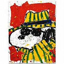It's The Hat That Makes The Dude by Tom Everhart