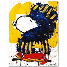 March Vogue by Tom Everhart