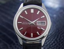 Seiko Kooil Stainless Steel Manual Watch