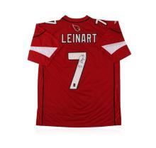 Arizona Cardinals Matt Leinart Autographed Jersey