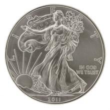 2011 American Silver Eagle Dollar Coin