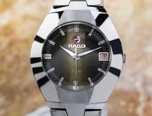 Rado Ticino Date Stainless Steel Automatic Watch