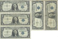 1957 $1 Bill Lot of 10