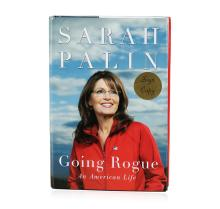 Signed Copy of Going Rogue: An American Life by Sarah Palin