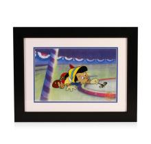 Pinocchio by The Walt Disney Company Limited Edition Serigraph