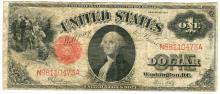 1917 $1 Legal Tender Bank Note Currency