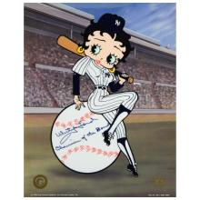 Betty on Deck - Yankees by King Features Syndicate, Inc. & Ford