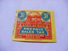 OHIO TAX STAMP