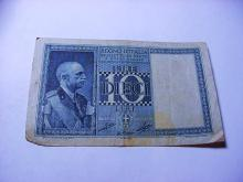 ITALY 10 LIRE BANKNOTE