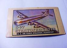 C-97  WINGS STRATOFREIGHTER CARD # 58