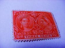 1897 CANADA QUEEN VICTORIA JUBILEE STAMP