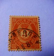 1883 NORWAY STAMP