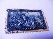 1930 NORWAY STAMP